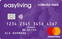Easyliving kreditkort