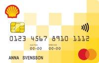 Shell Mastercard - Bensinkort